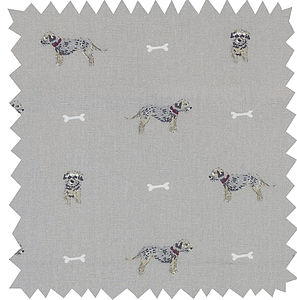 Terrier Fabric By The Metre