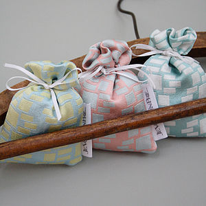 'Mini' Candy Coloured Lavender Bags - home accessories