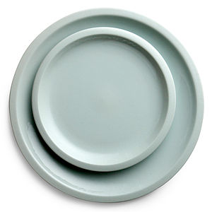 Cantine Dinner Or Side Plate - tableware