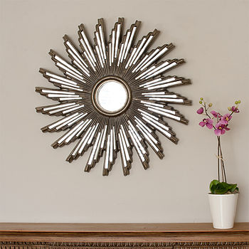 Gold Starlight Mirror