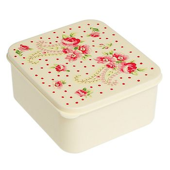 Paisley Rose Lunchbox