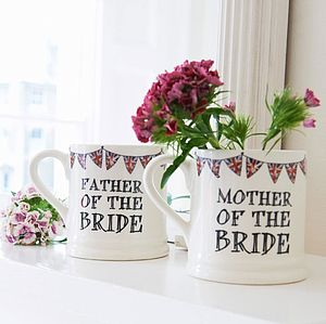 Parents Of The Bride And Groom Mug - wedding thank you gifts