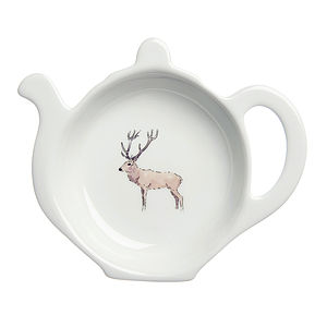 Stag China Tea Tidy