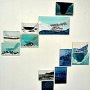 Blue Whales Artwork