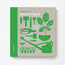 Seed Keepsake Book