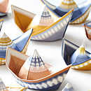 11 Paper Boats