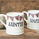 'Auntie' Or 'Uncle' Mug