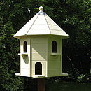 Hand Crafted Dovecote Eight Compartments