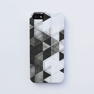 Tri Print Case For iPhone