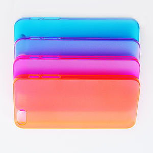 Neon Case For iPhone Five