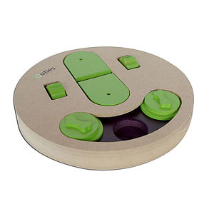Active Learning Slot 'N' Lever For Pets - dogs