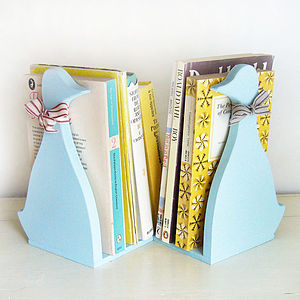 Pair Of Puddle Duck Bookends - baby's room