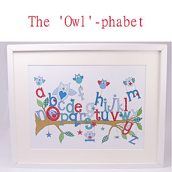 The Owl phabet