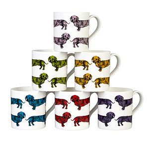 Dachshund Dog Mug - view all sale items
