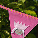 Princess Personalised Bunting