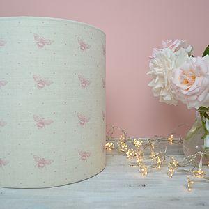 Bees Handmade Lampshade
