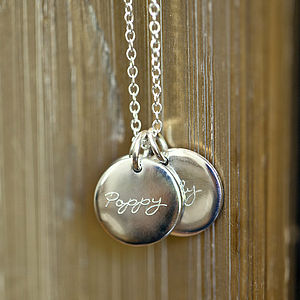 Personalised Charm Pendant - jewellery for women