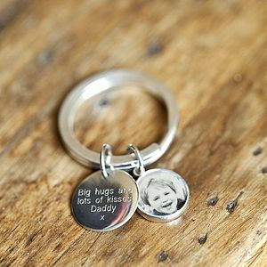 Personalised Family Key Ring - gifts for grandparents