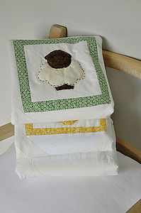 Little Lamb Nursery Quilt - cot bedding