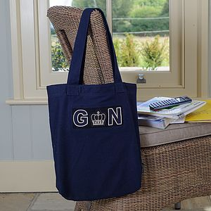 Personalised Book Bag - shopper bags