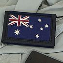 Boys Customised Navy Wallet