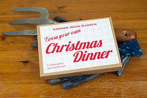 Grow Your Own Christmas Dinner - food & drink gifts