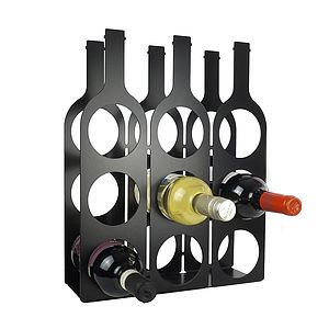 Bottle Wine Rack - drink & barware
