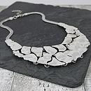 Metal Unite Necklace