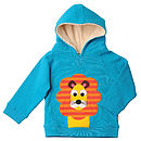 Louis The Lion Fleece Hooded Sweatshirt