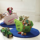Toy Skip Toy Box With Personalised Option