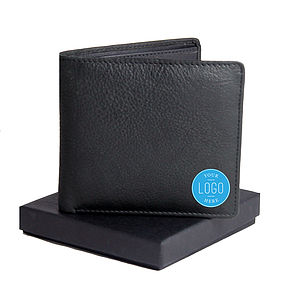 Corporate Gift Medium Leather Wallet