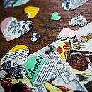 Vintage Comic Confetti