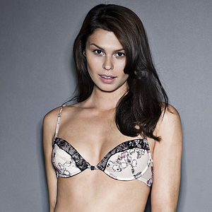 Rose Bra - women's fashion