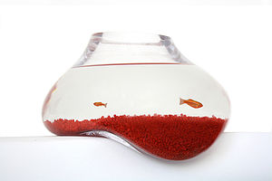 Bubble Tank Fish Bowl - home accessories