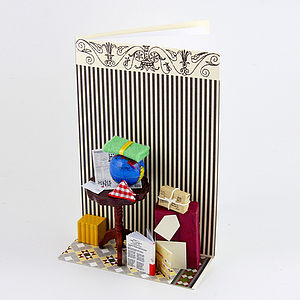 Personalised Books and Travel Greetings Card - shop by category