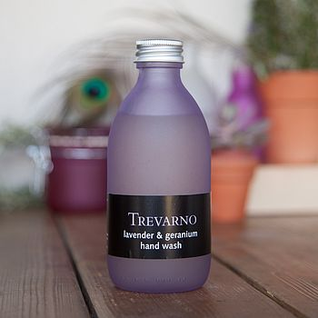 Lavender And Geranium Hand Wash