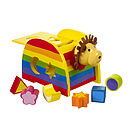 Rainbow Lion Shape Sorter