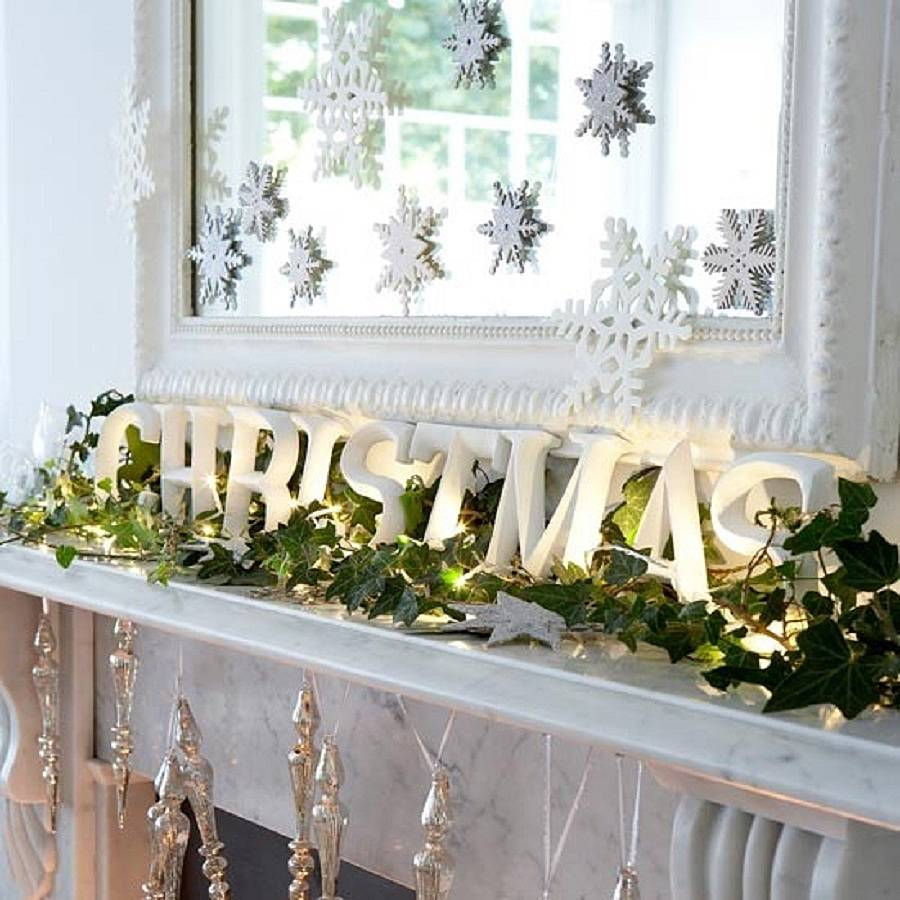 Home Design Ideas For Christmas: Artificial English Ivy Garland By Artificial Landscapes