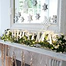Artificial English Ivy Garland