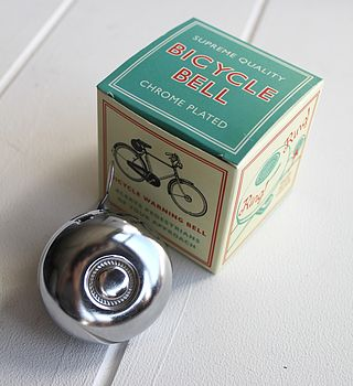 Vintage Style Bicycle Bell