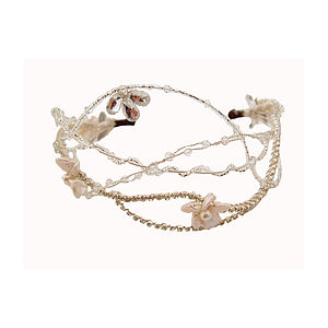 Asphodel Headband - wedding jewellery