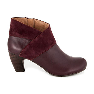 Honor Ankle Boot - shoes