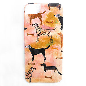 Dog Party iPhone Five/5 S Case - pet-lover