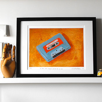 'A Song That Doesn't Remind…' Fine Art Print