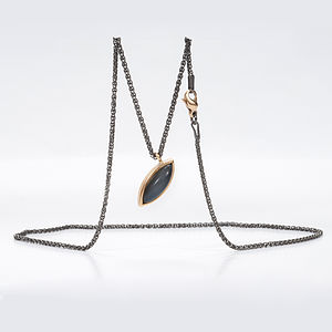 Grey Moonstone Necklace - necklaces & pendants