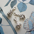 Sterling Silver Travel Charm Gift For Travel Lovers