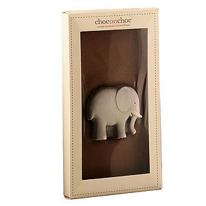 Elephant Chocolate Bar - parties