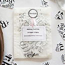 Personalised Heart Confetti 10+ Packets