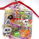Filled Trick Or Treat Halloween Party Bag
