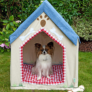 Luxury Dog House - dogs